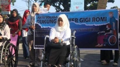 Seorang Dokter Gigi Dibatalkan Jadi ASN karena Menyandang Disabilitas