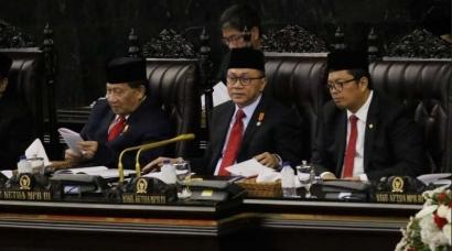 Parpol Berduel Sengit untuk Jabatan Ketua MPR, Siapa Menang?