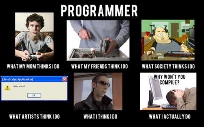 Mitos-mitos tentang Profesi Programmer
