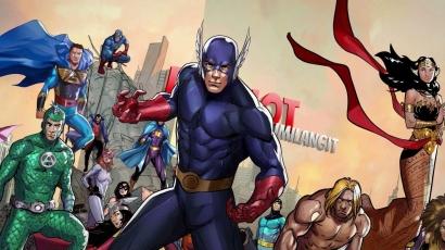 """Kembalinya Superhero Asli Indonesia di """"Jagat Sinema Bumilangit"""""""