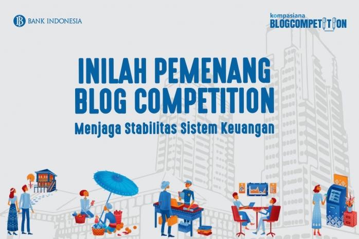 Inilah 8 Pemenang Blog Competition Menjaga Stabilitas Sistem Keuangan!