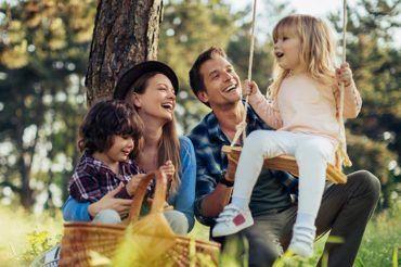 Jika Perkawinan Anda Bahagia, Anak Anda Akan Bahagia