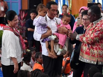 Kasus Papua: Mengadu Domba Jokowi dan Anak Emasnya?