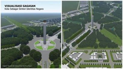 """Pilih Kaltim Jadi Ibu Kota Baru, Langkah Jokowi """"Rebut"""" Lahan Prabowo?"""