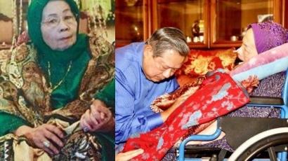 Keluarga SBY Kembali Dirundung Duka, Selamat Jalan Eyang Siti Habibah