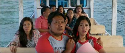 Review Film Kapal Goyang Kapten Karya Raymond Handaya