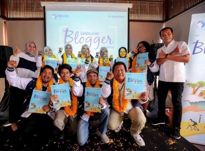Danone Blogger Academy Batch 3 Luar Biasa Istimewa dan Manja