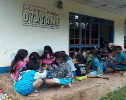 """Dyatame"" di Antara Mimpi Orang Sumba dan Harapan Dunia"