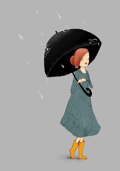 Puisi | Hujan Bukan Irama Patah Hati