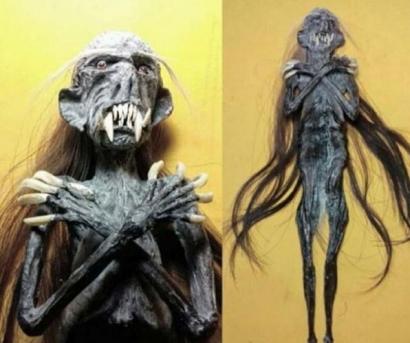 Jenglot, Makhluk Seram Haus Darah dari Indonesia Nyata atau Hoaks?
