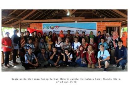 Mencintai Indonesia lewat Kegiatan Kerelawanan