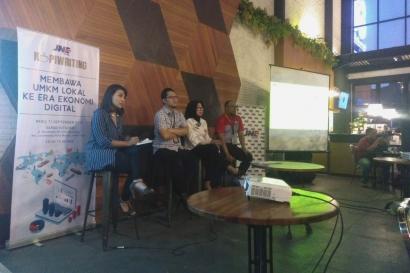 Harapan UMKM Malang Menyambut Ekonomi Digital Bersama JNE