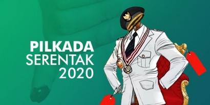 Dilema Kepala Daerah Hasil Pilkada Serentak Tahun 2020