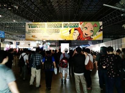 Mengintip Masa Depan Game di Tokyo Game Show 2019