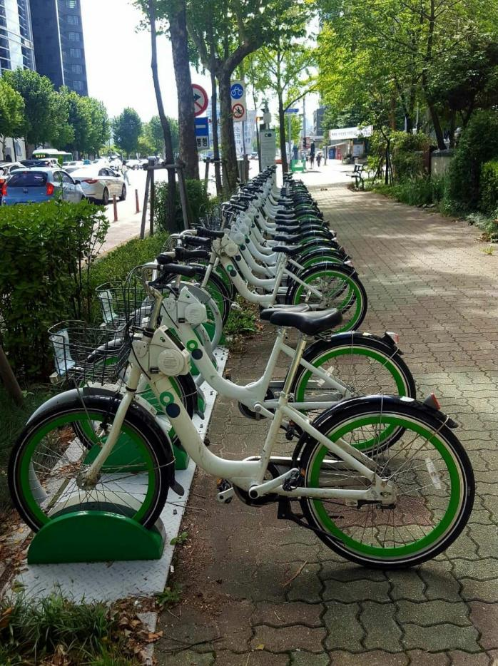 Cegah Kegemukan dengan Sewa Sepeda ala Warga Korea