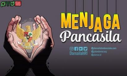 Menjaga Semangat Pancasila dalam Bermedia Sosial