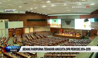 Wakil Rakyat (Masih) Pantas Diapresiasi dan Dititip Harapan