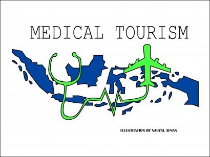"""Mewujudkan """"Medical Tourism"""" di Indonesia"""