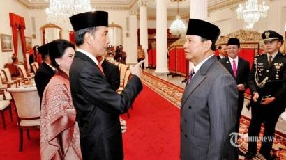Ini Tebakanku, Jokowi Tunjuk Prabowo Jadi Menkopolhukam