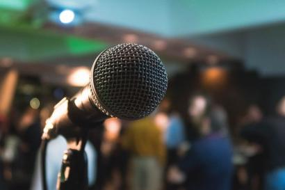 Kemurahan Hati, Kunci Public Speaking