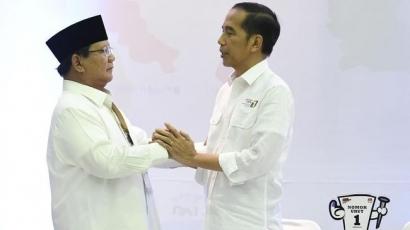Prabowo Jadi Menteri Jokowi, Malu atau Bangga?