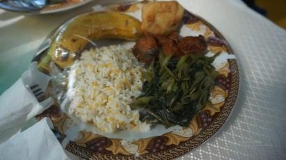 Makanan Lokal Ternyata Senjata Ampuh Terapkan Isi Piringku