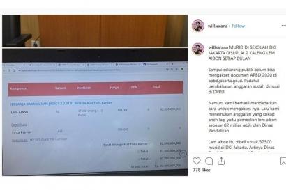 Kritik PSI, Pembelaan Anies, hingga Pandangan Pribadi atas Polemik APBD 2020 DKI Jakarta