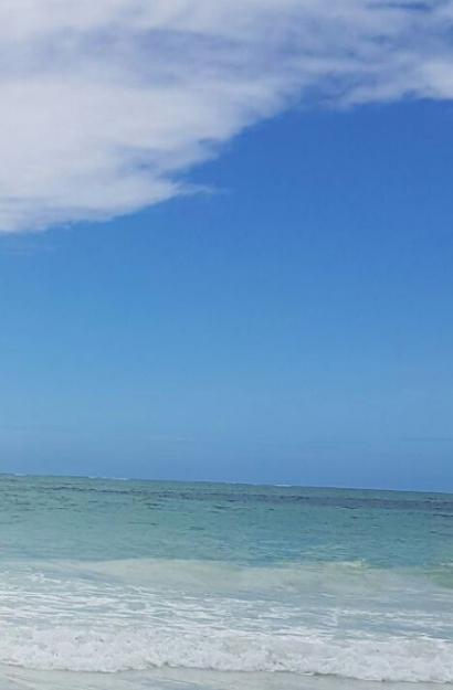 Puisi | Pantai Biru