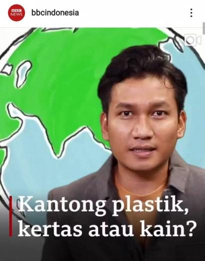 Kertas Salah, Kain Salah, Plastik Salah, Lalu Bagaimana?