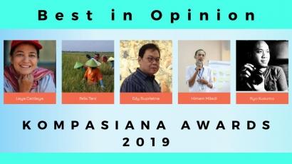 Perlukah Saya Promosi Agar Terpilih di Kompasiana Awards 2019?