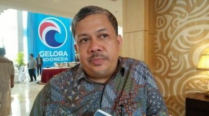 Fahri dan Langkah Politiknya bersama Gelora, Berhasilkah?