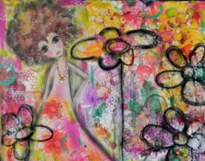 Puisi | Bunga dari Ibu