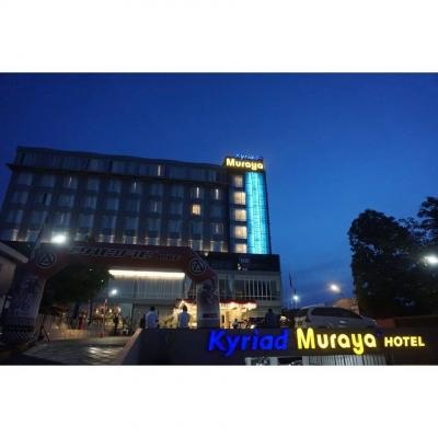 Kyriad Muraya Hotel Aceh dalam Usia 2 Tahun
