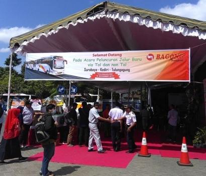Berkah Infrastruktur Jalan Tol, Bus Bagong Tambah Rute Baru