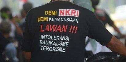 Demi NKRI, Generasi Milenial Harus Jadi Generasi Anti Radikal