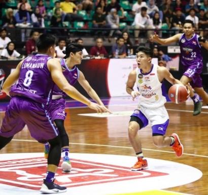 Piala Presiden Bola Basket 2019 Milik Satria Muda Jakarta