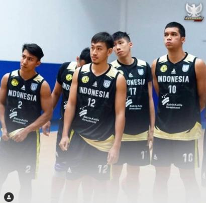 Tim Nasional Bola Basket SEA Games 2019, Siap Kembali Mengawinkan Medali