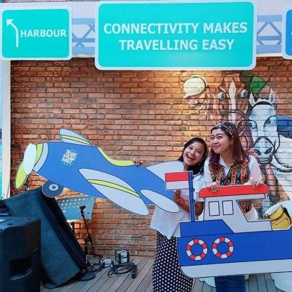 Konektivitas Transportasi Bikin Traveling Makin Lebih Mudah