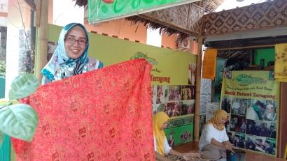 Melongok Batik Betawi Terogong di Selatan Jakarta