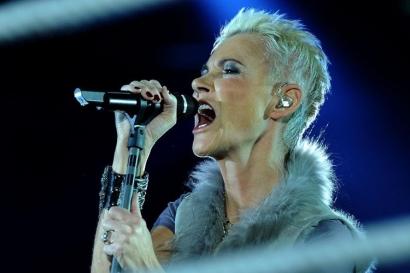 Terima Kasih Marie Fredriksson (Roxette) untuk Lagu yang Kau Nyanyikan