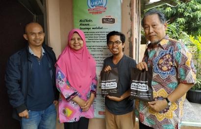 Mengenalkan Tangerang Selatan lewat Sekotak Coklat