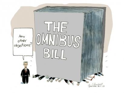 Prahara dan Tantangan dari Kebijakan Omnibus
