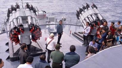 Masa Depan Hubungan Indonesia dan China Pasca-Insiden Natuna