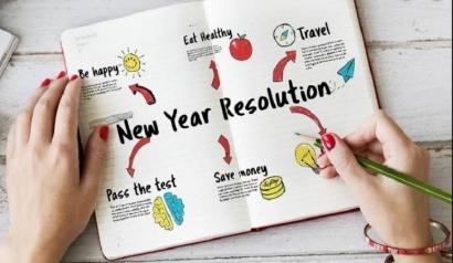 Resolusi 2020 Menggebu di Awal, Melorot di Tengah Tahun