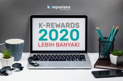 K-Rewards 2020 Tetap Hadir dan Lebih Banyak!