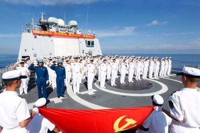 Hubungan Bilateral Cina-Indonesia Lebih Penting daripada Memikirkan Laut