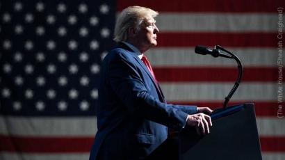 Trump dan Gagalnya Rally Round The Flag