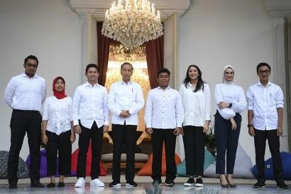 Halo Staf Khusus Milenial Jokowi, Apa yang Sudah Kalian Kerjakan?