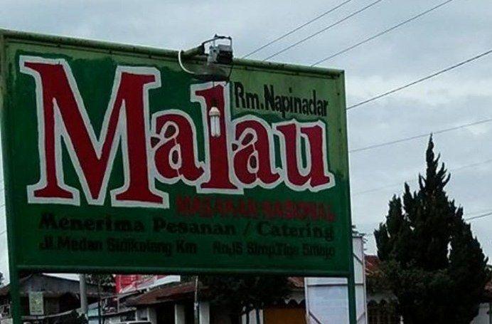 Napinadar Malau, Rumah Makan Ayam Kampung Nikmat!