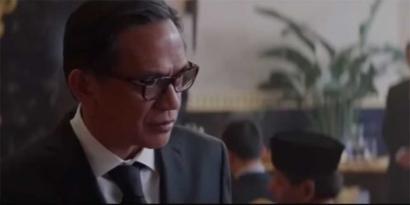 """Beredarnya Akting Ray Sahetapy dalam Film """"Captain America: Civil War"""""""